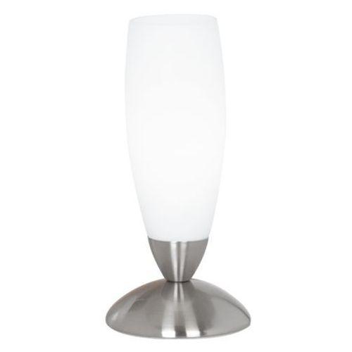 Eglo Lampa stołowa slim nikiel mat, 82305