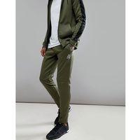 Reebok Training Elitage Trousers In Khaki CE0658 - Green, kolor zielony