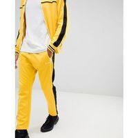 Diesel P-Ska Side Stripe Joggers Yellow co-ord - Yellow
