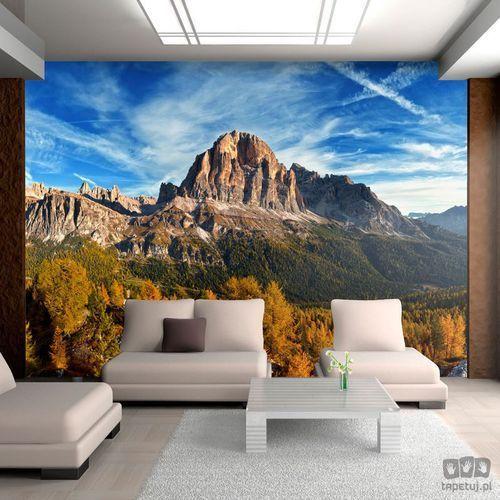 Fototapeta Widok panoramiczny na włoskie Dolomity 100403-158