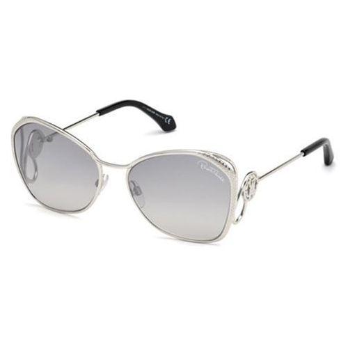 Roberto cavalli Okulary słoneczne rc 1062 gavorrano 16c