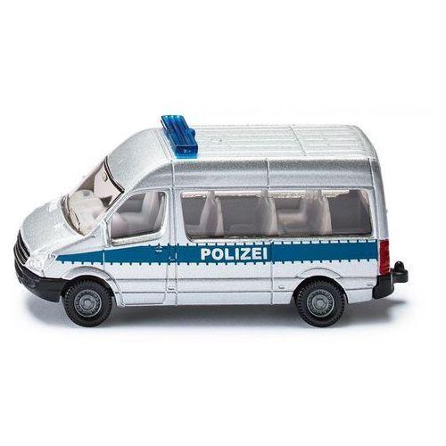 Van policyjny siku wyprodukowany przez Siku seria 8