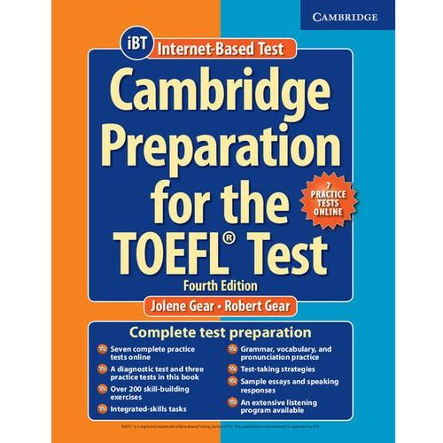 Cambridge Preparation for the TOEFL Test * natychmiastowa wysyłka od 4,99, Cambridge University Press