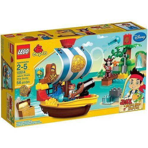 Lego DUPLO Jakes pirate ship bucky 10514 wyprzedaż