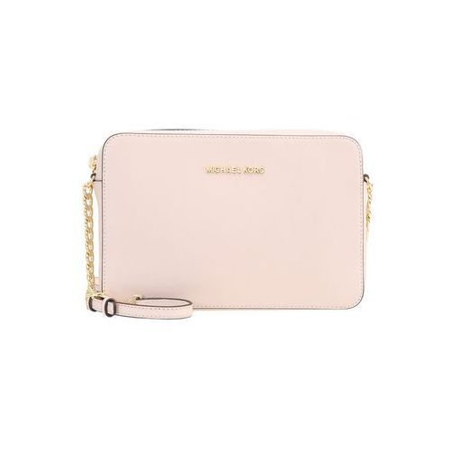 MICHAEL Michael Kors JET SET TRAVEL CROSSBODY Torba na ramię soft pink (0190864504162)