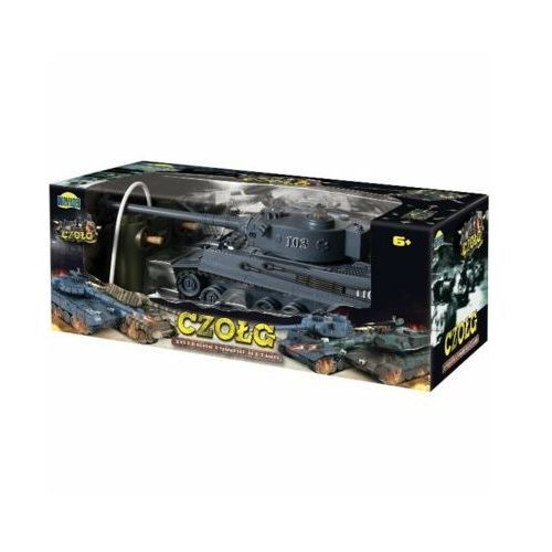 Czołg Tiger z pakietem, 1_525972