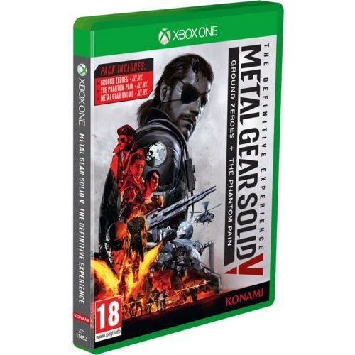 Metal Gear Solid 5 The Definitive Experince (Xbox One)