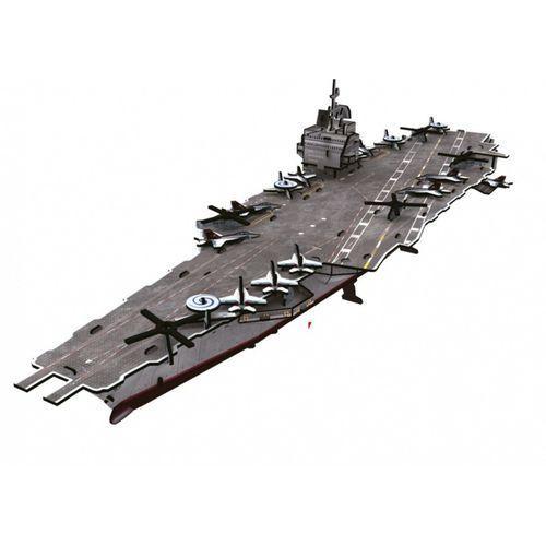 Cubicfun Puzzle 3d lotniskowiec uss enterprise