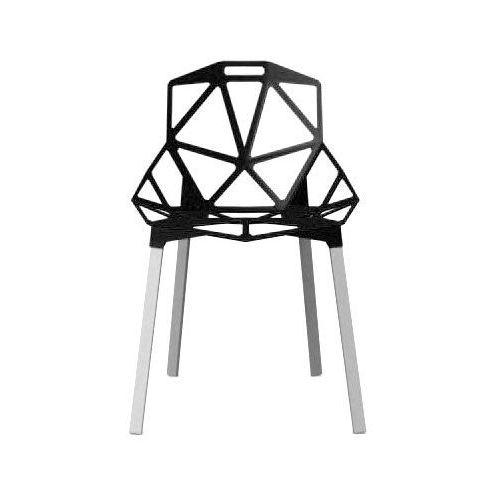 D2 Krzesło gap insp. one chair czarny