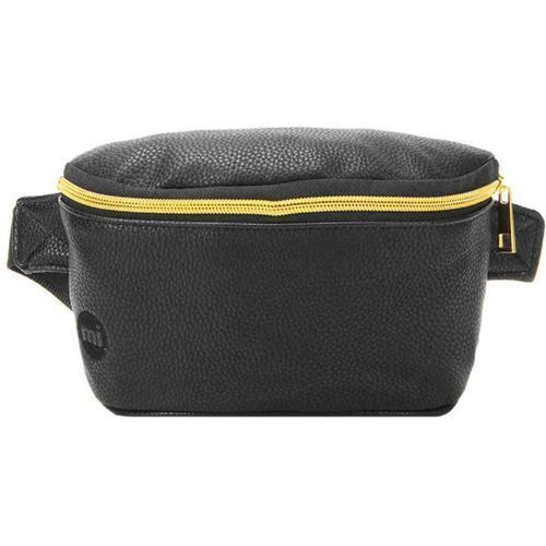 Mi-pac Nerka - bum bag tumbled black (001) rozmiar: os