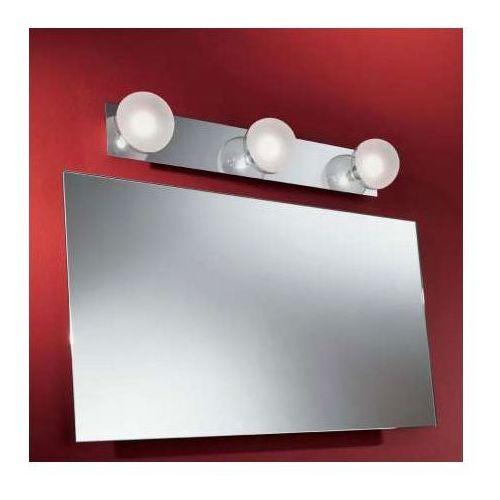 kinkiet łazienkowy BOLL 3 x 33W chrom ŻARÓWKI LED GRATIS!, LINEA LIGHT 5010
