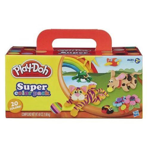 Play-Doh Kolorowy autobus