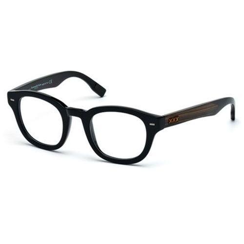 Ermenegildo zegna Okulary korekcyjne  zc5005 001
