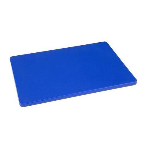 Deska do krojenia | duża | niska gęstość | niebieska
