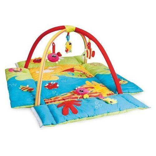 Mata edukacyjna CANPOL BABIES 3 w 1 Kolorowy Ocean 68/030 + DARMOWY TRANSPORT! + Zamów z DOSTAWĄ JUTRO!, towar z kategorii: Maty edukacyjne