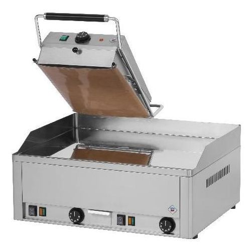 Redfox Płyta grillowa elektryczna podwójna z nakładką steak grill kd-63