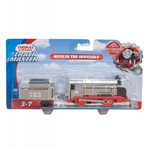Tomek i Przyjaciele Trackmaster Niewidzialny Merlin (0887961538724)