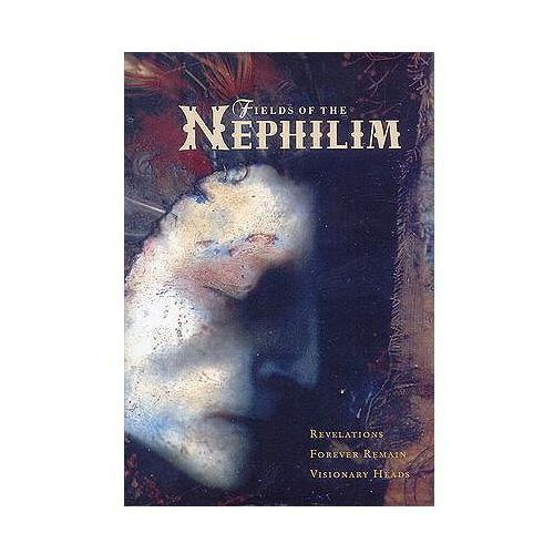 Revelations, Forever Remain, Visionary Heads (DVD) - Fields Of The Nephilim