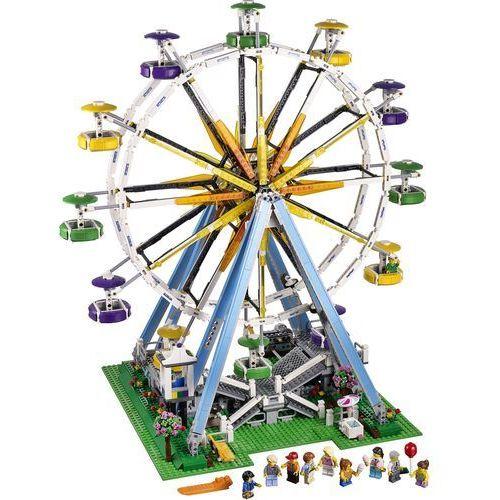 Lego CREATOR Creator expert ferris wheel 10247. Najniższe ceny, najlepsze promocje w sklepach, opinie.