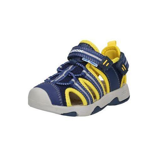 sandały chłopięce multy 22 niebieski marki Geox