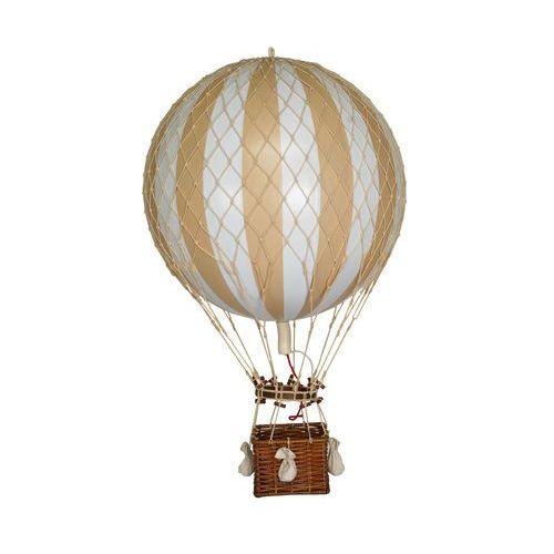 balon jules verne, biały/kość słoniowa ap168w marki Authentic models