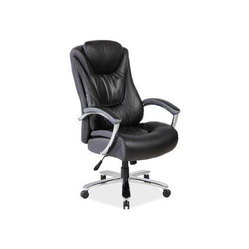 Fotel biurowy SIGNAL CONSUL, obciążenie do 150 kg!