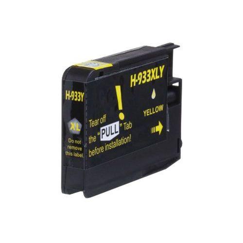Zastępczy atrament hp 933xl [cn056ae] yellow 100% nowy marki Oem