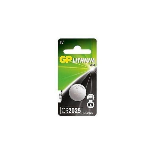 Gp Baterie guzikowe cr2025-u4