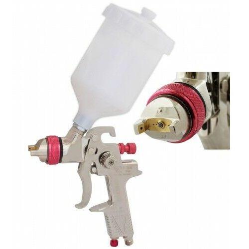Pistolet lakierniczy PROFESSIONAL HP 1.4mm, 200/14
