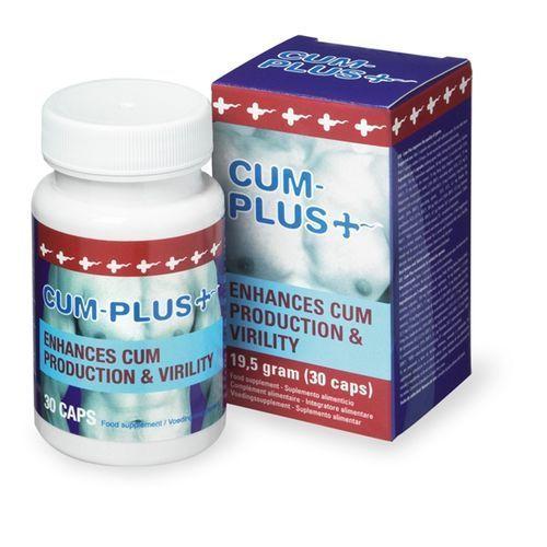 Cobeco pharma Cum plus 30 kaps.  obszerny wytrysk 179959