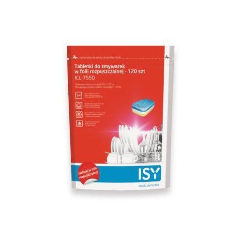 Isy Tabletki do zmywarek w folii rozpuszczalnej icl-7550 120 szt. (4049011143746)