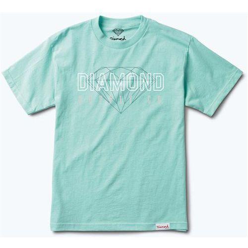 koszulka DIAMOND - College Tee Diamond Blue (DBLU) rozmiar: L, 1 rozmiar