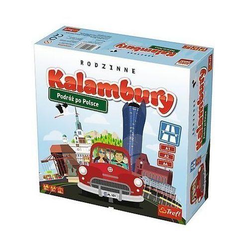 Gra Kalambury, Podróże po Polsce