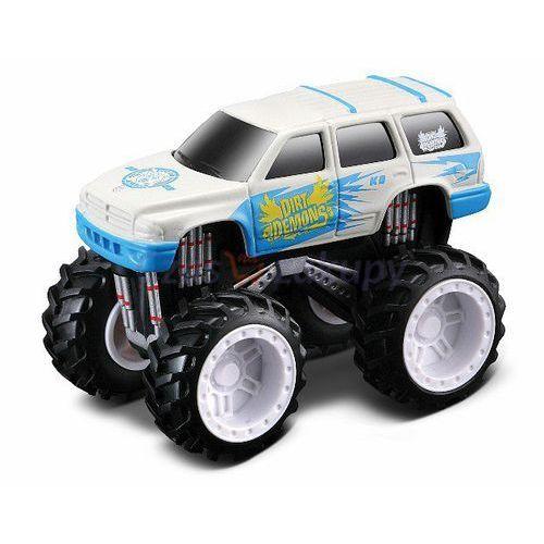 dirt demons monster trucks dodge durango wyprodukowany przez Maisto