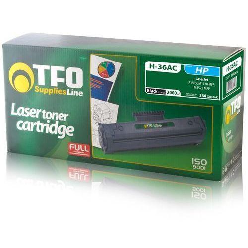 Toner TFO H-36AC HP-36A (CB436A) 2.0K z chipem do HP LaserJet M1120 MFP, M1120n MFP, P1505, T_000195_ME TF1