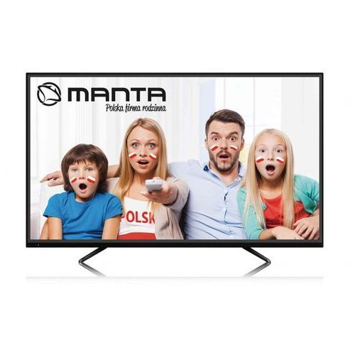TV LED Manta 55LUN57T
