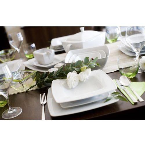 victoria serwis obiadowy na 12 osób 45 elementów marki Lubiana