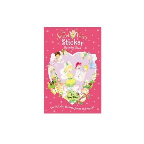 The Secret Fairy: Sticker Activity Book