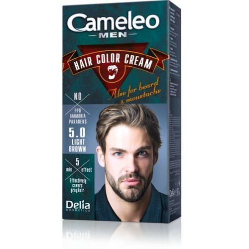 Delia Cosmetics 5.0 Light Brown 30 ml