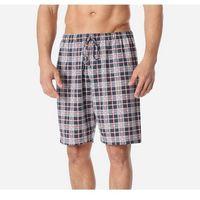 Bawełniane szorty piżamowe męskie z gumką 116