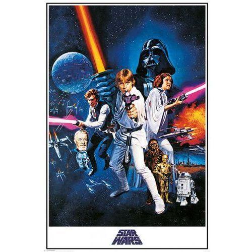 Gf Star wars gwiezdne wojny - film poster - plakat, kategoria: plakaty