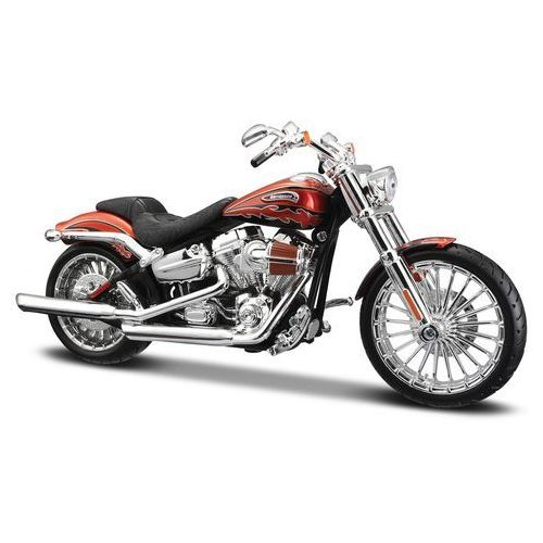 Maisto model motocykl harley davidson cvo breakout 1:12
