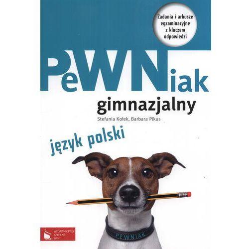 PeWNiak gimnazjalny Język polski - Kołek Stefania, Pikus Barbara (2013)