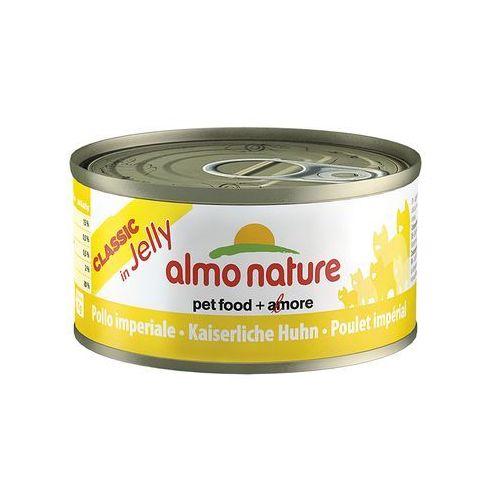 ALMO NATURE Classic in Jelly Chicken (kurczak) - puszka 70g, 9622 (1917663)