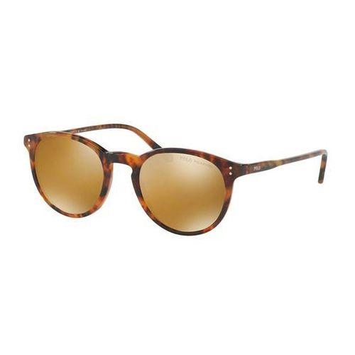 Okulary słoneczne ph4110 polarized 50172o marki Polo ralph lauren