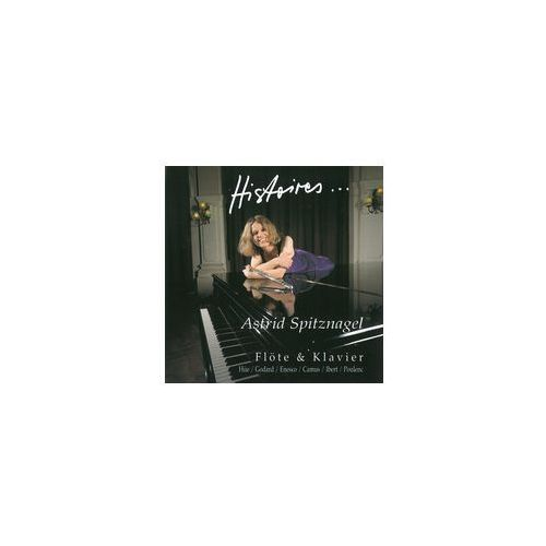 Histoires. . . Flute & Piano, PW90137