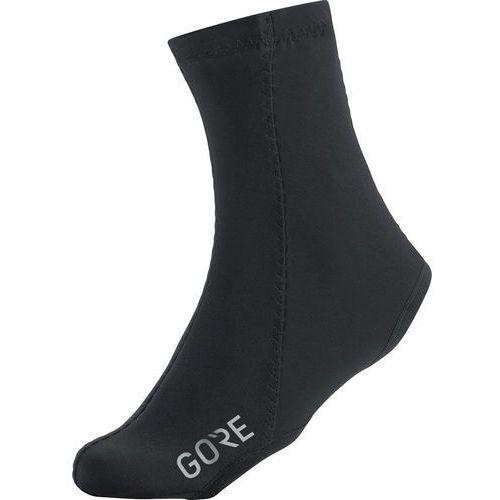 Gore wear c3 partial osłona na but czarny 45-47 2018 ochraniacze na buty i getry (4017912027106)