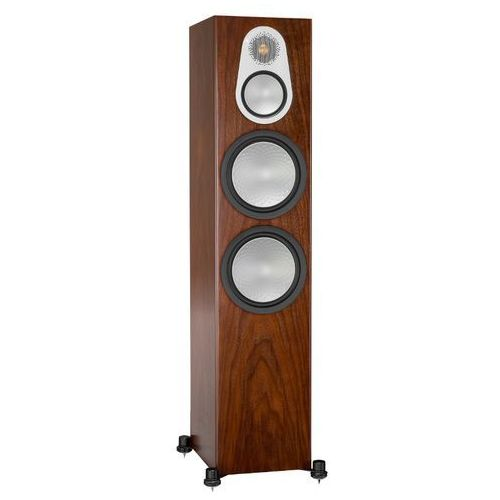 Monitor audio  silver 500 kolor: orzech