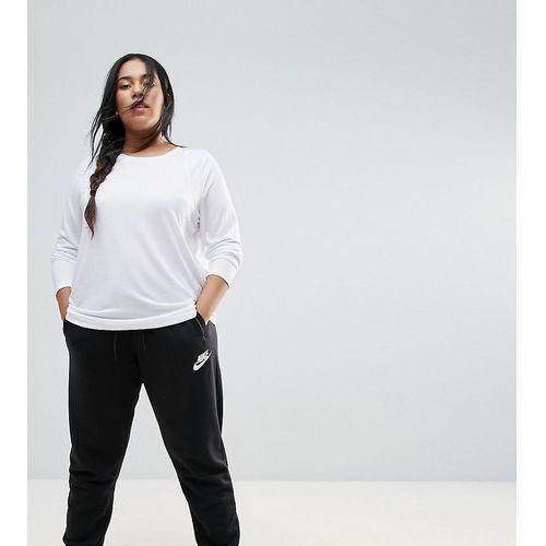 Nike Plus Rally Regular Fit Sweat Pants In Black - Black, w 2 rozmiarach