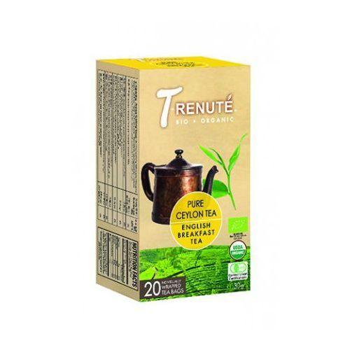 T'renute (herbaty) Herbata czarna english breakfast bio 30 g (1,5 g x 20 szt.) - t'renute (4792038700163)